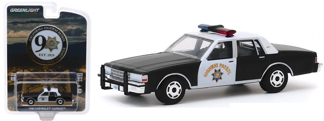 1972 Ford Ranchero Greenlight Hot Pursuit Series 34 1//64 Die Cast IN STOCK